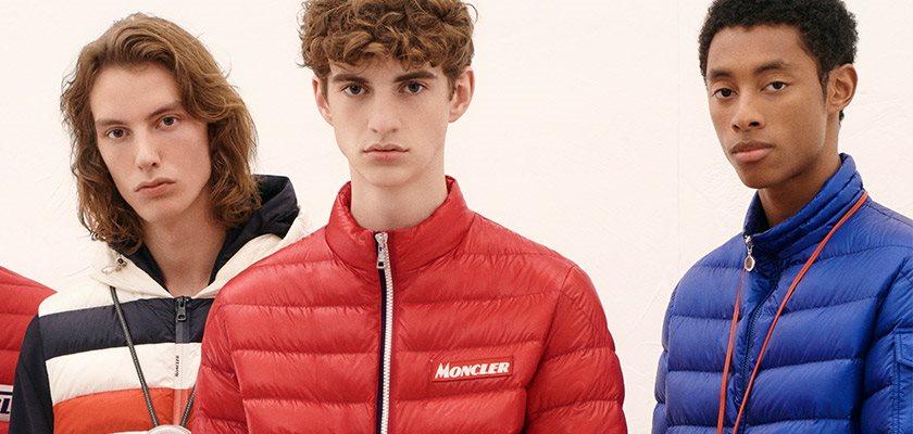 Moncler | Køb herretøj fra Moncler hos Axel | Stort udvalg
