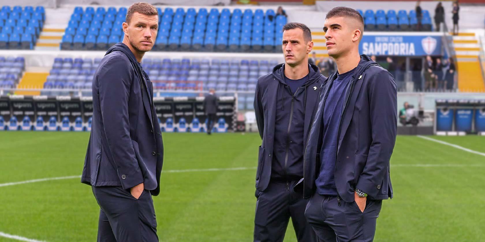 Tombolini Running x AS Roma