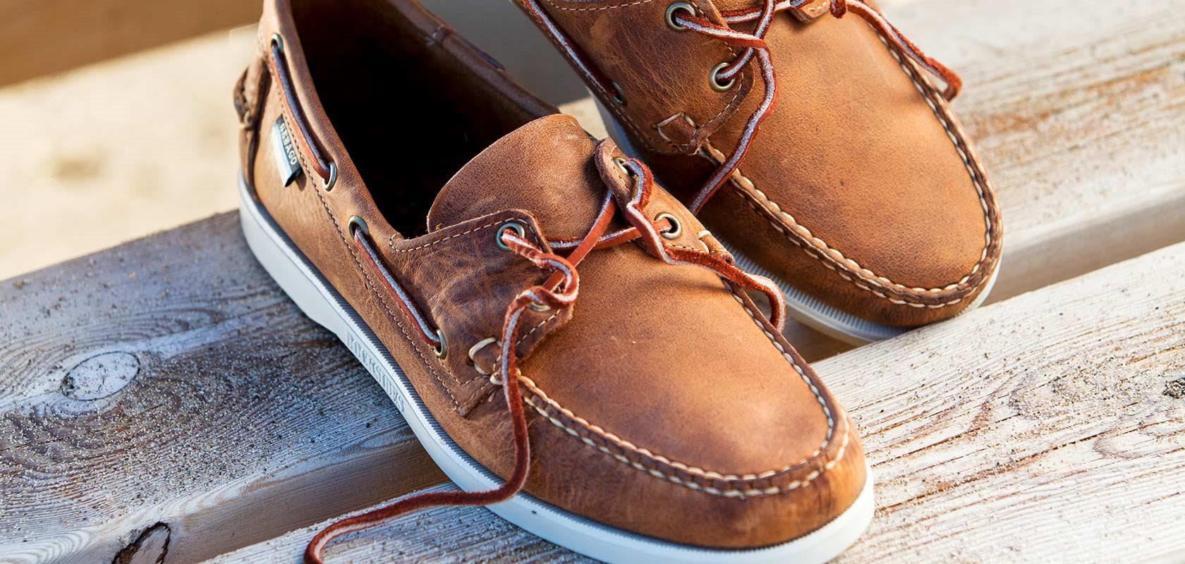 Sebago Docksides sejlersko Køb Sebago sko online
