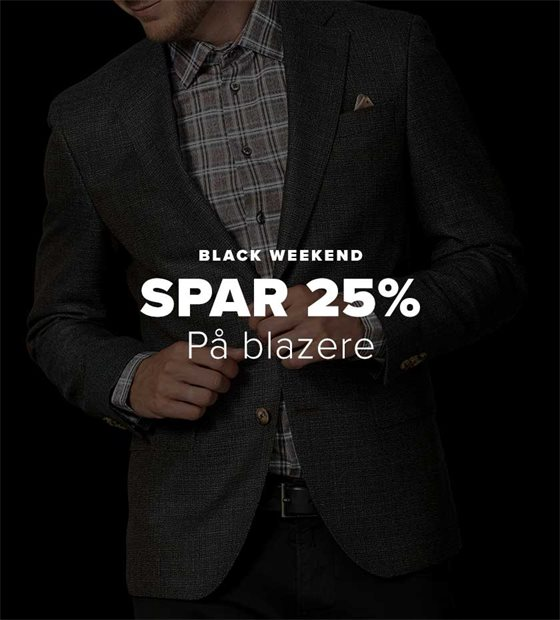 Black Friday Blazere