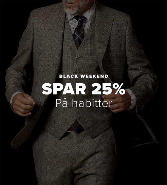 Black Friday Habitter