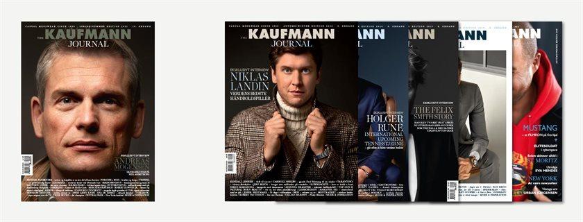 Det nye KAUFMANN magasin er ude. Læs det her