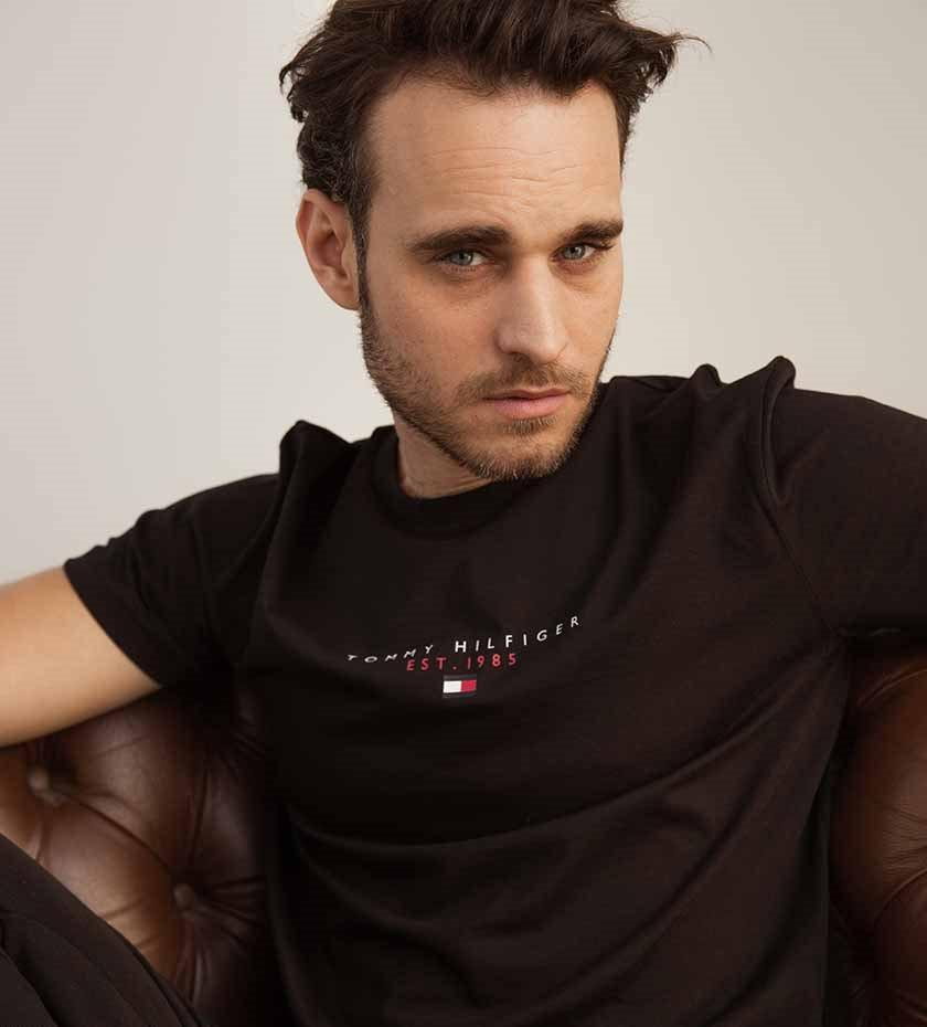 Tommy Hilfiger t-shirt Kaufmann