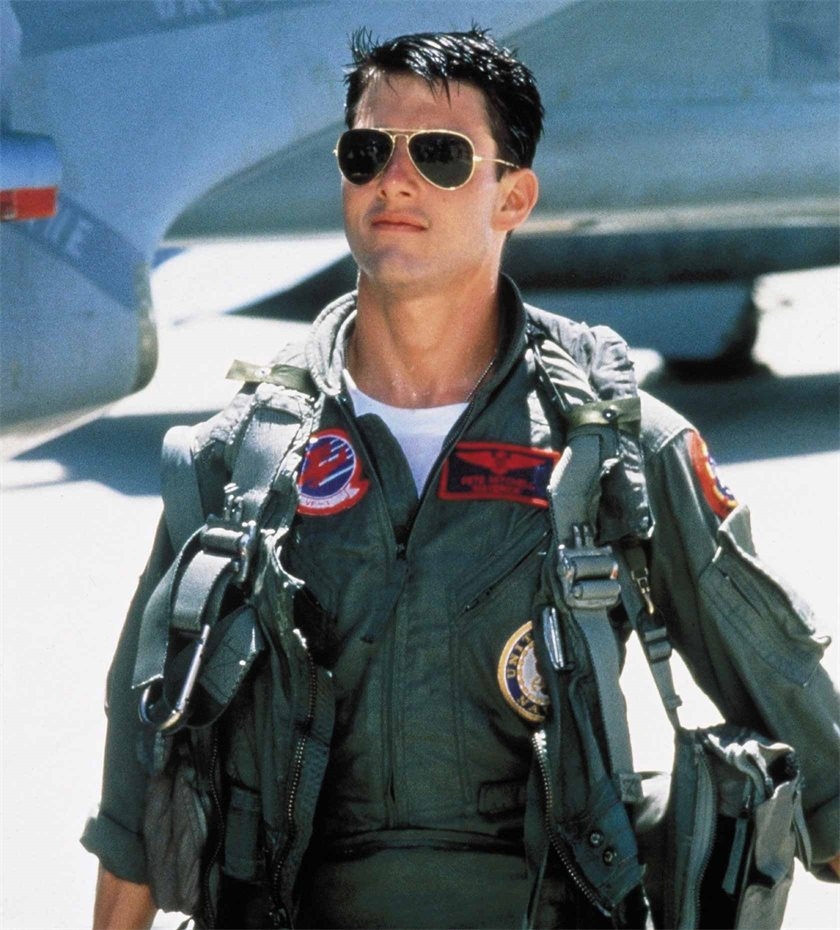 Tom Cruise Top Gun Ray-ban