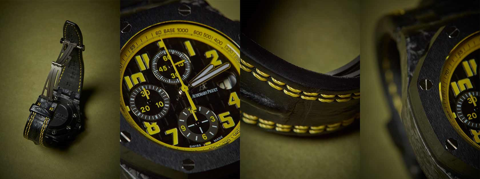 AP Royal Oak Offshore 'Bumble Bee'