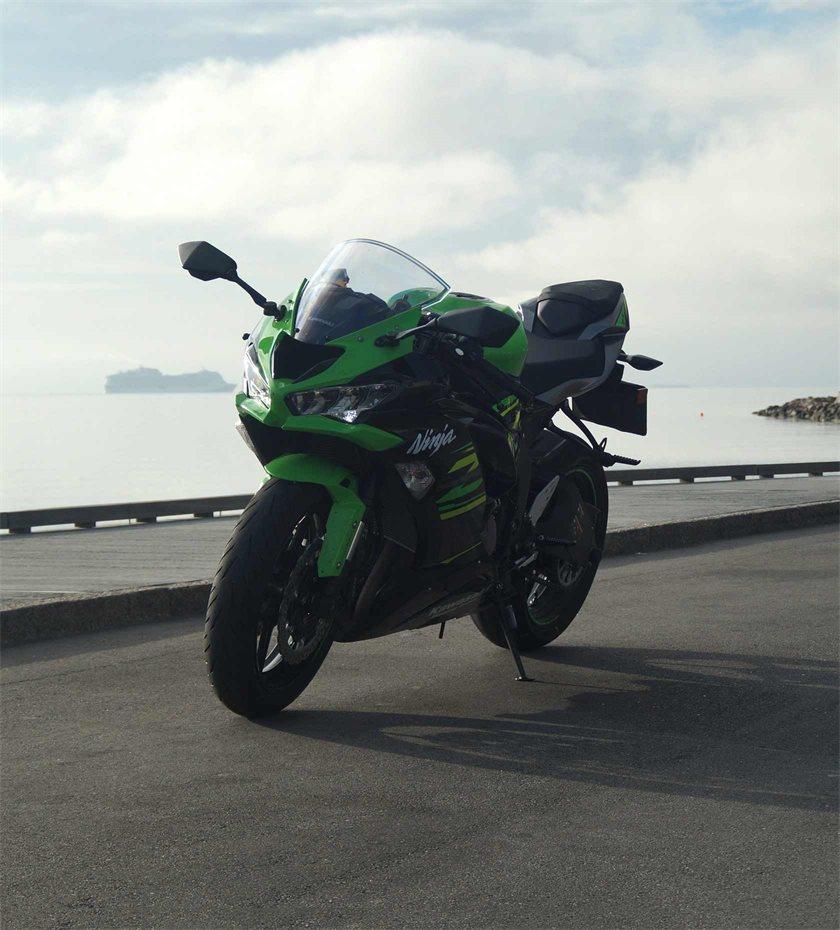Kawasaki-zx-6r