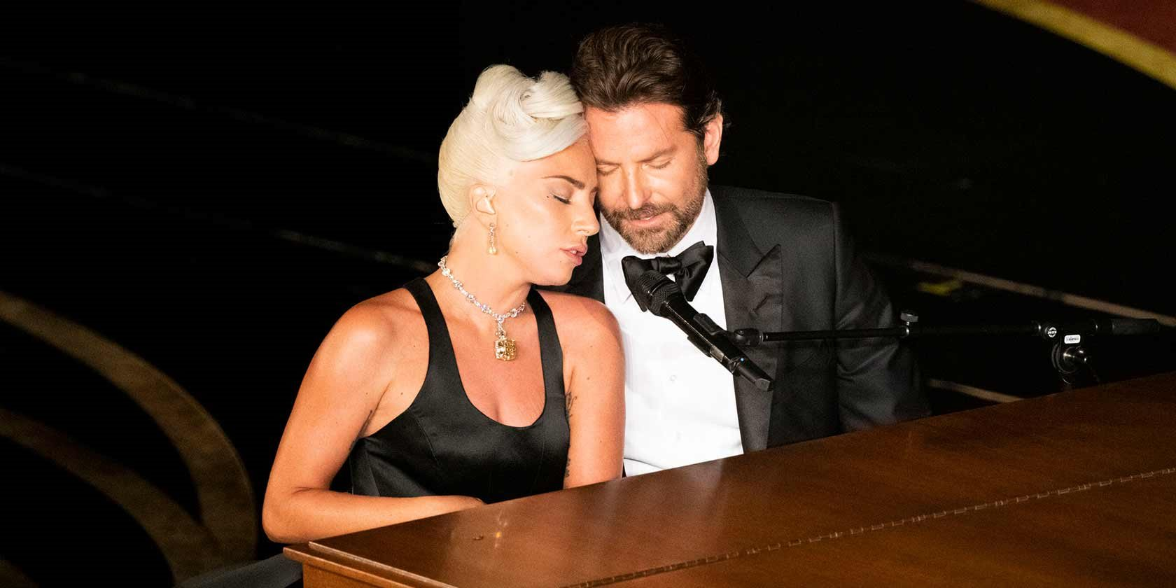 Bradley Cooper-Lady gaga - A star is born