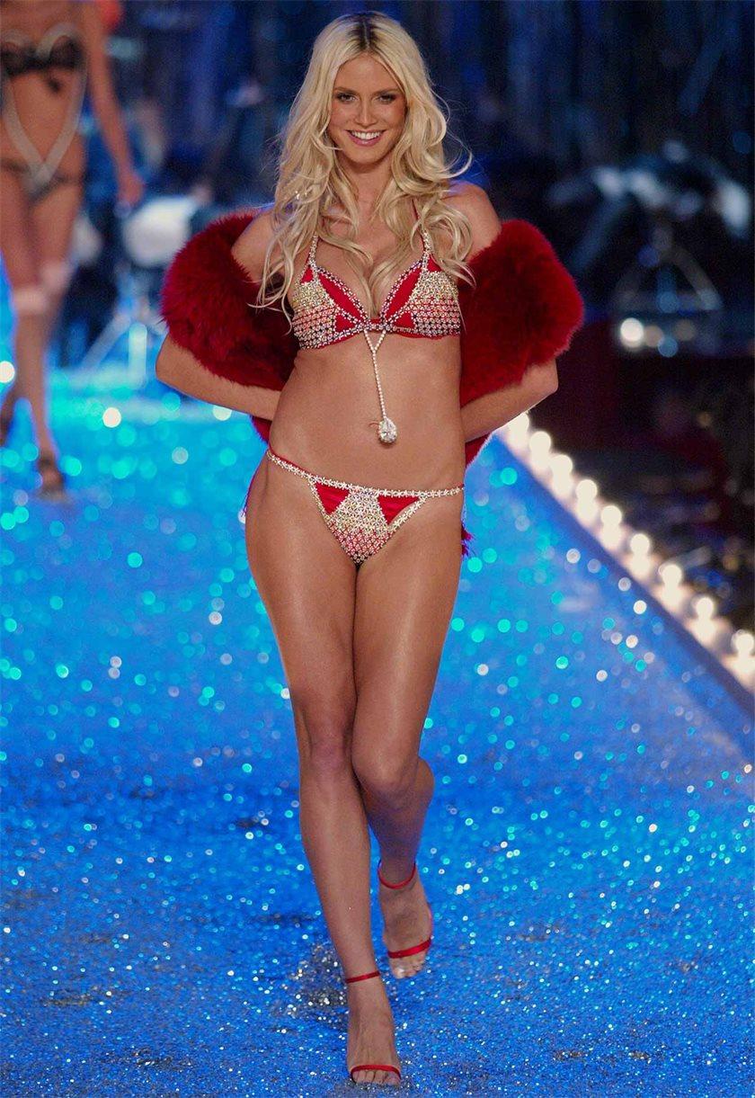 Heidi Klum Victoria's Secret