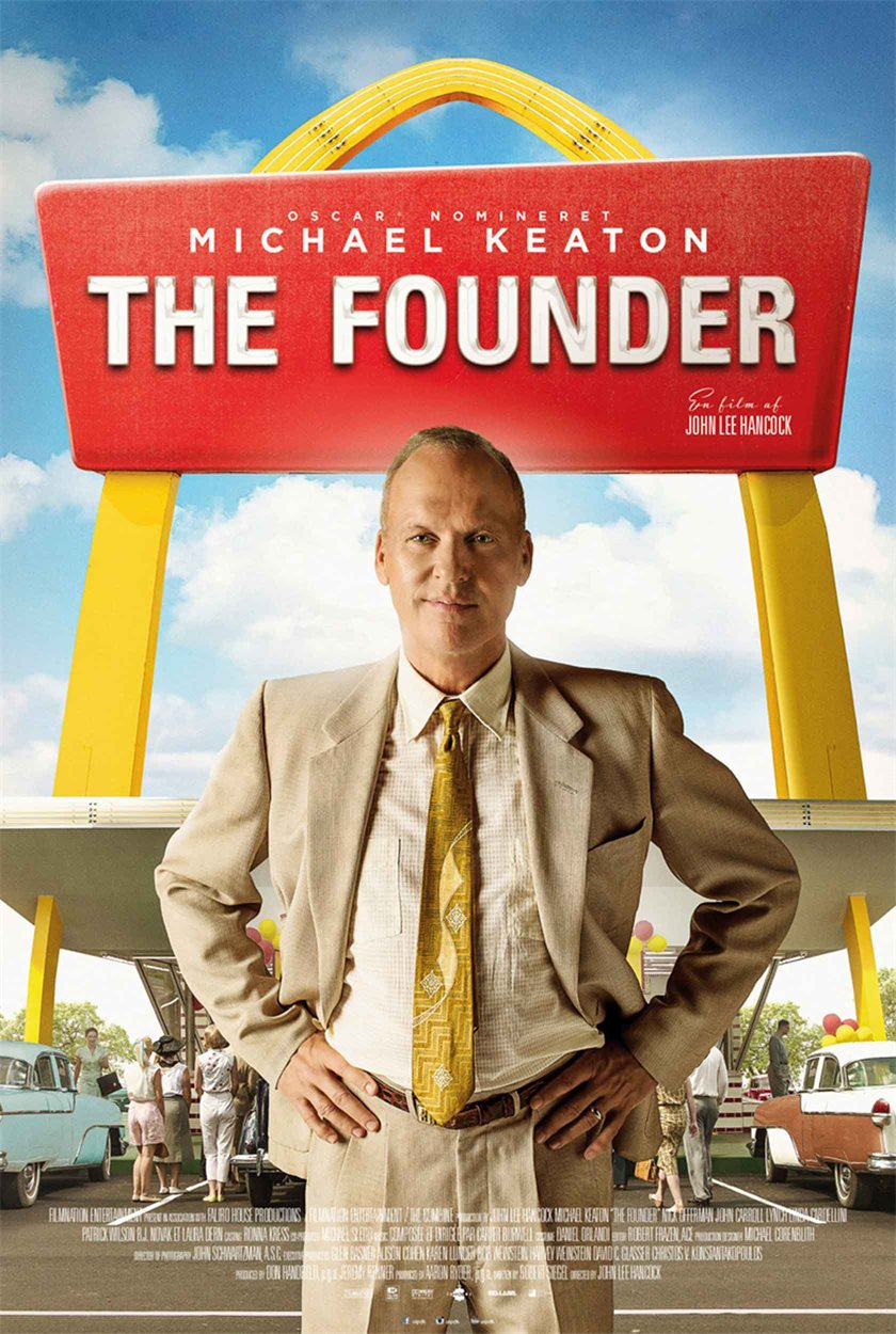 McDonalds The Founder