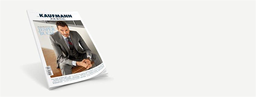 Det nye KAUFMANN magasin kan nu læses online