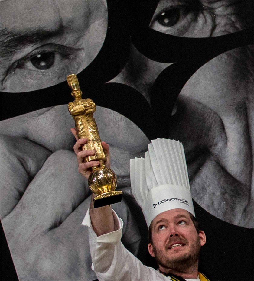Bocuse d'Or Kenneth Toft-Hansen