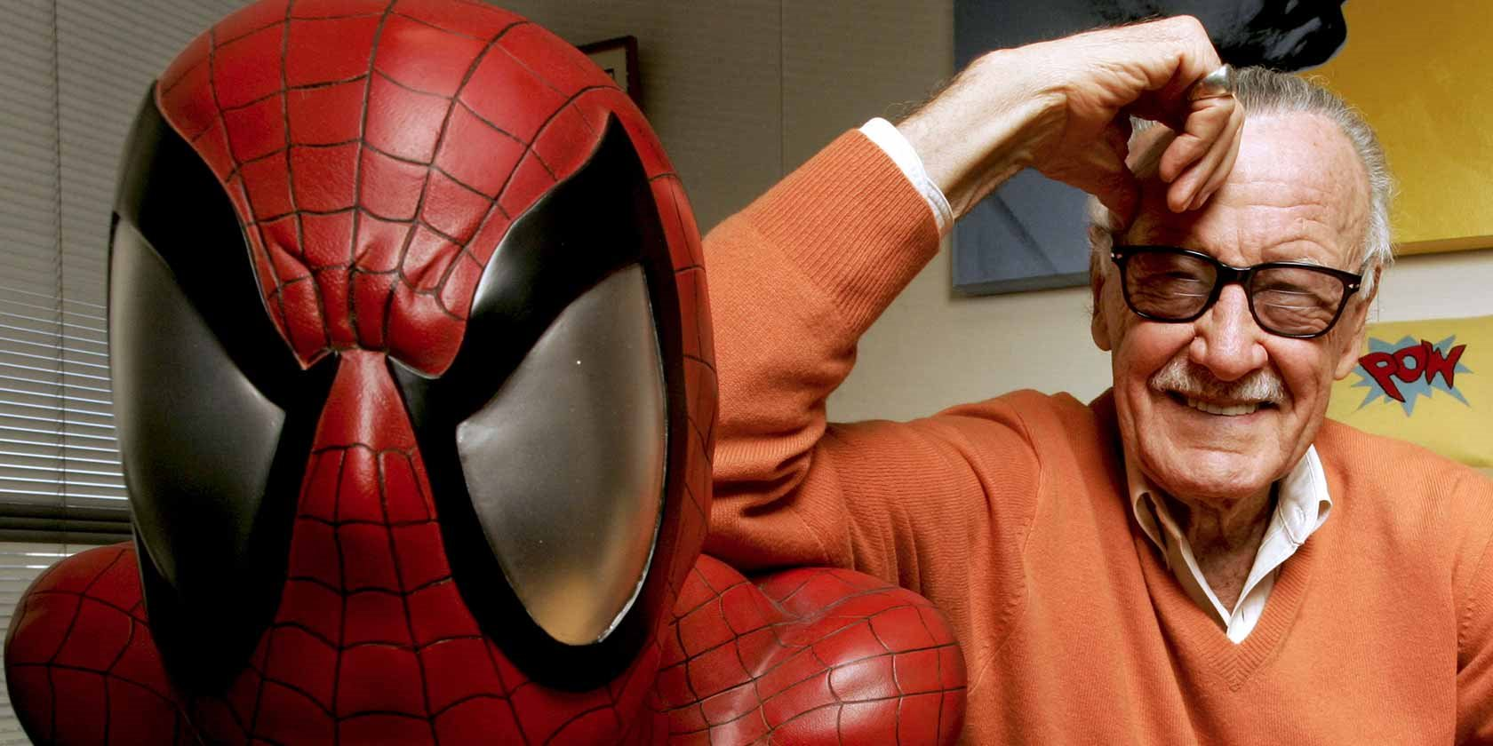 Spiderman Stan Lee
