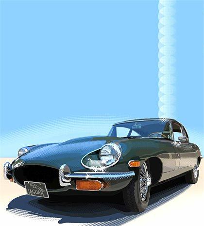 Mænd og vintagebiler