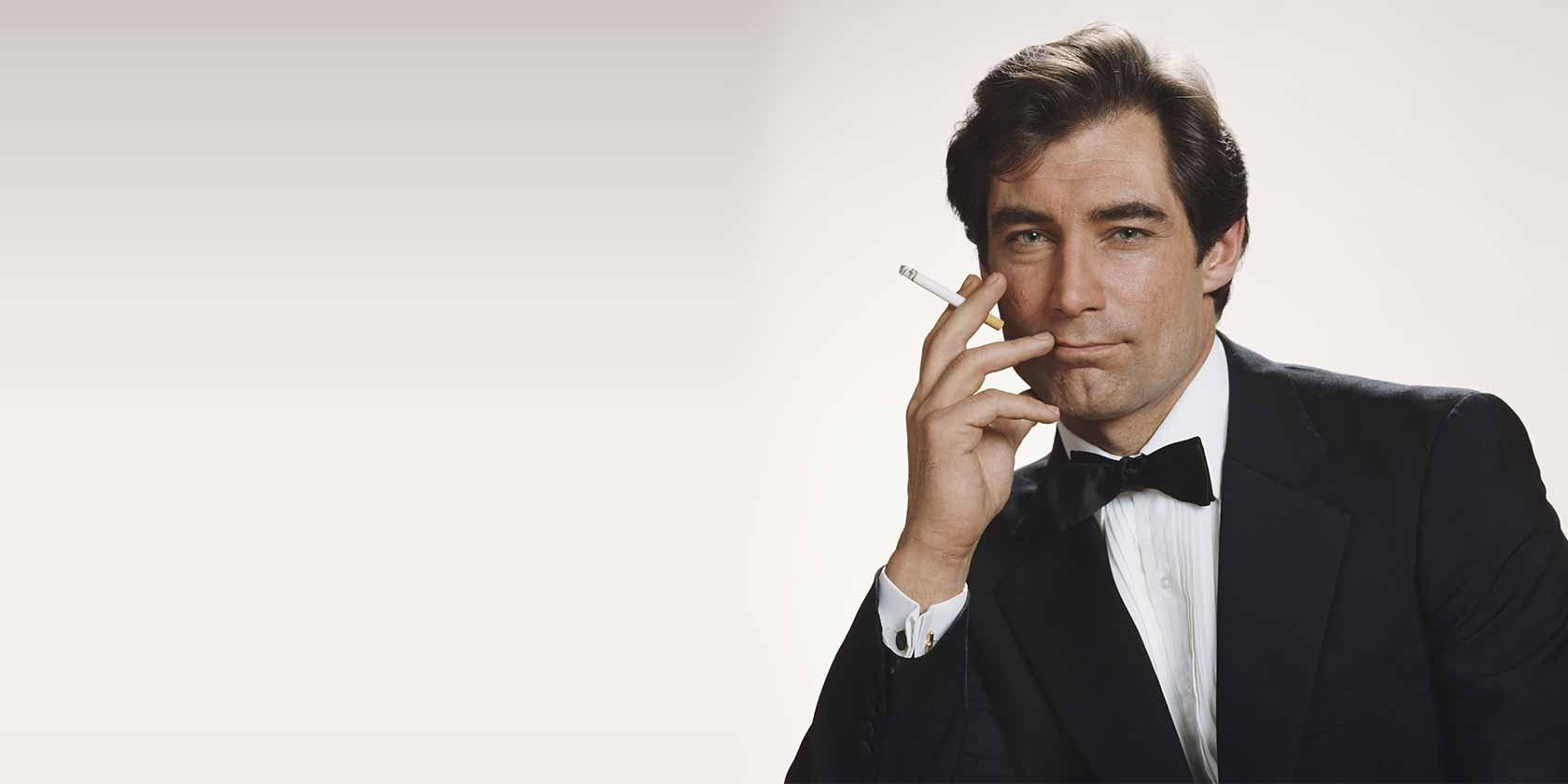Timothy Dalton James Bond