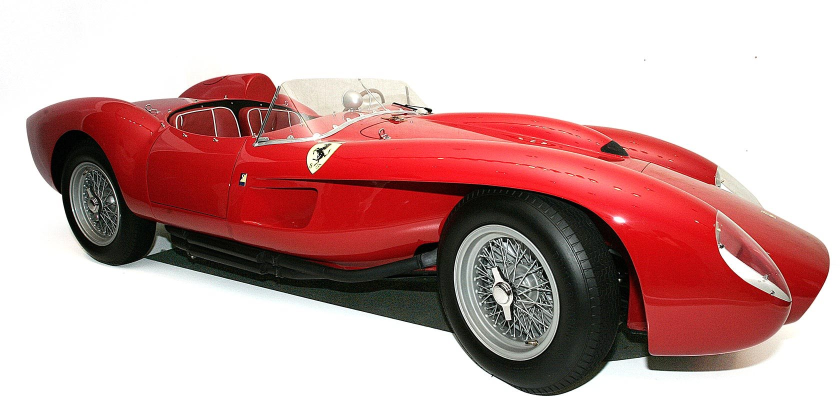 Ferrari 250 GTO from 1962