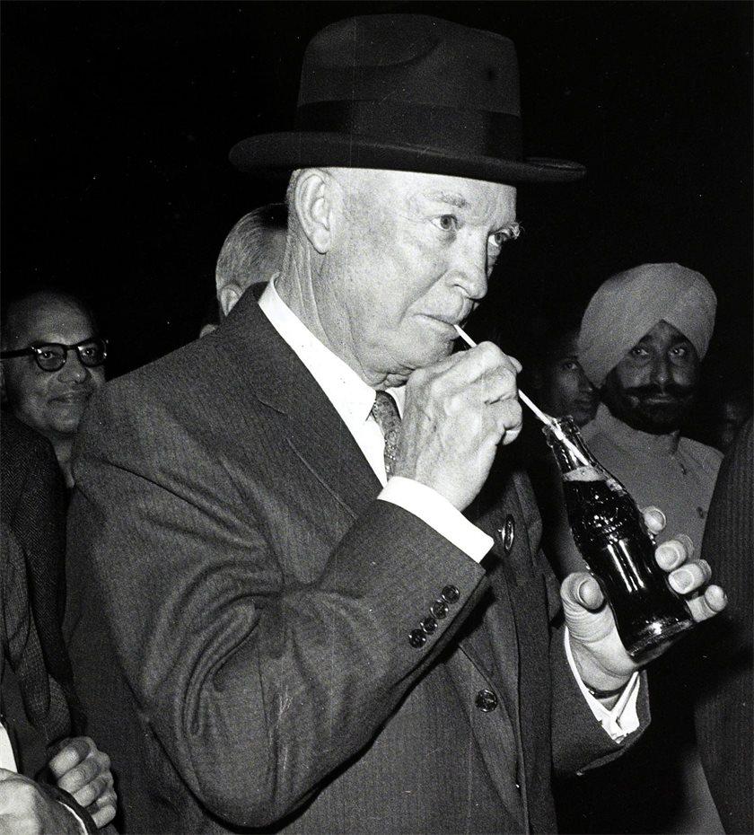 Coca-cola Dwight D. Eisenhower