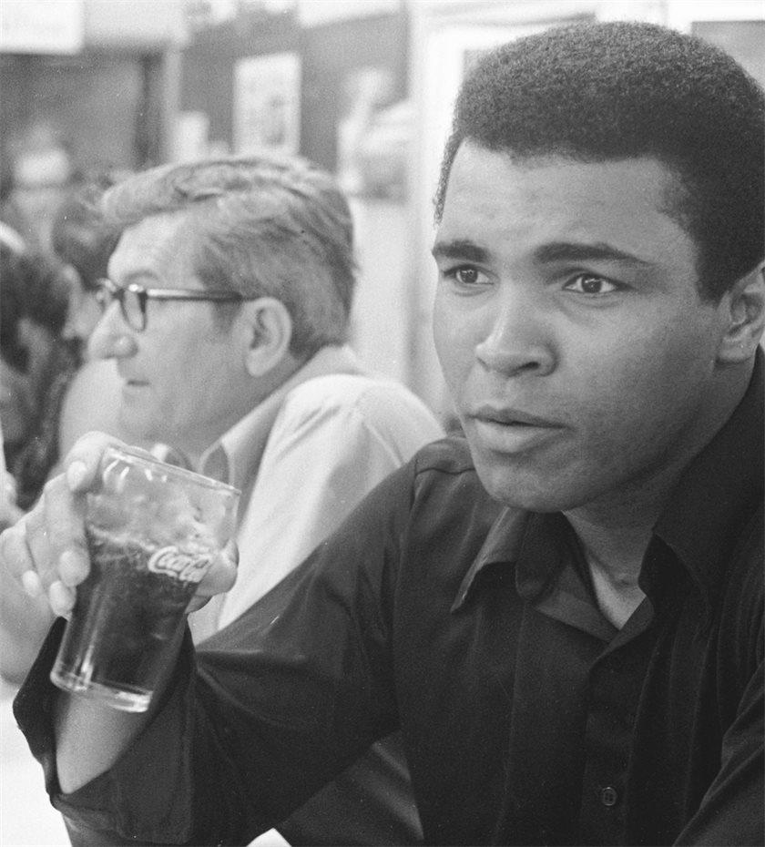 Coca-Cola Muhammed Ali