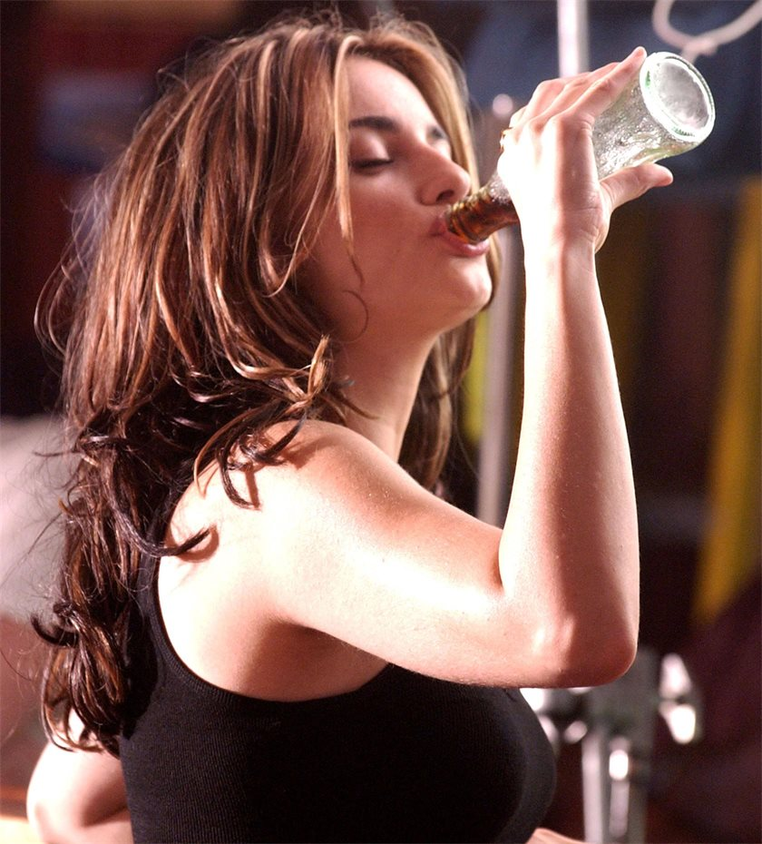 Penelope Cruz Coca-Cola