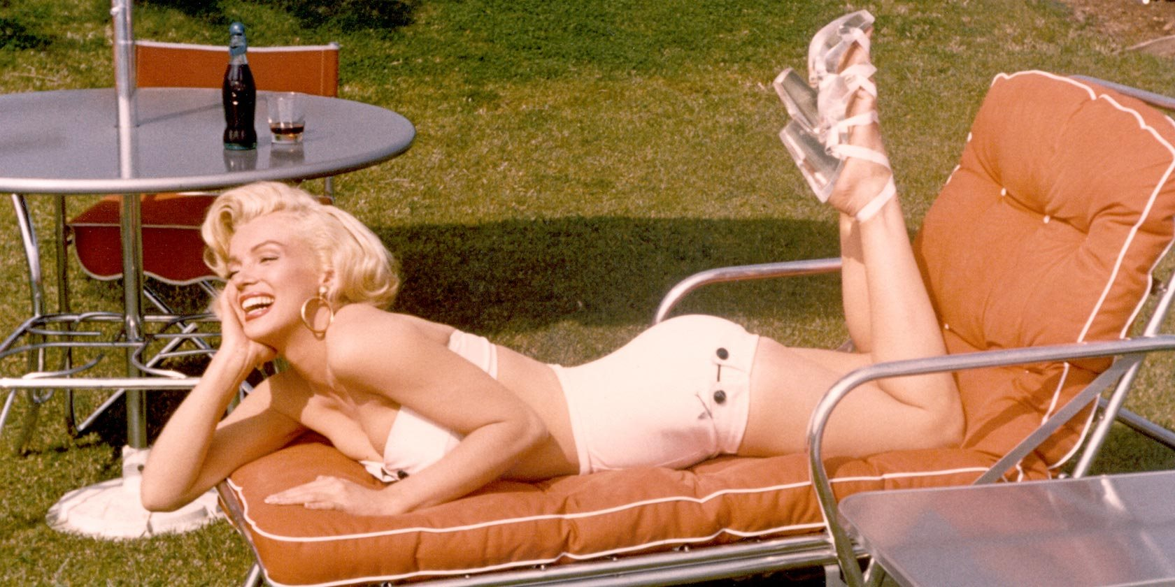 Coca Cola Marilyn Monroe