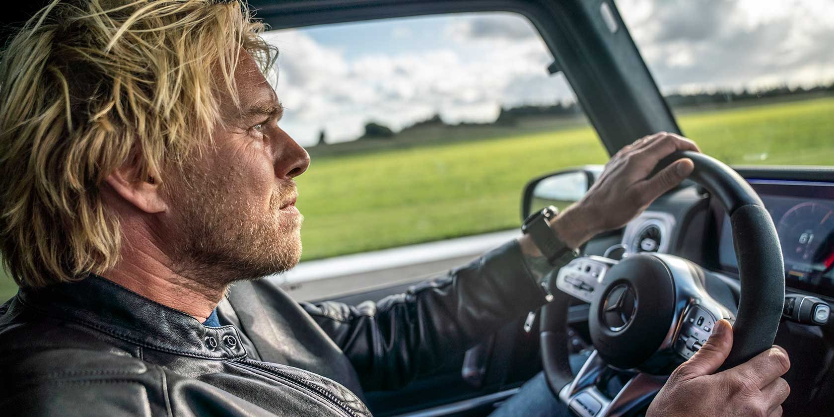 Felix Smith Top Gear