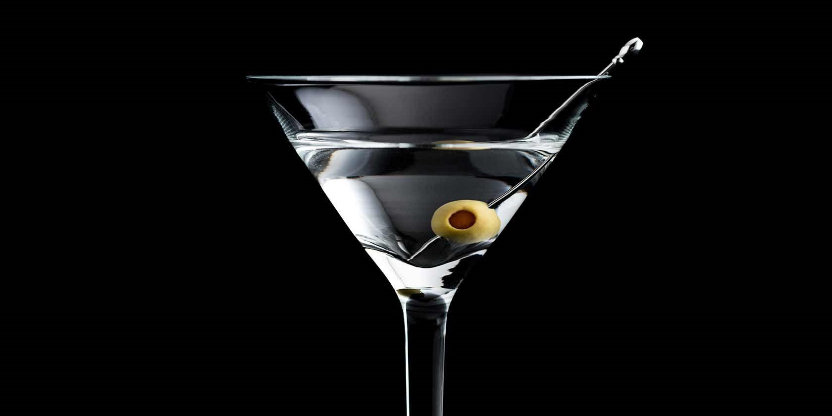 Gin Dry Martini
