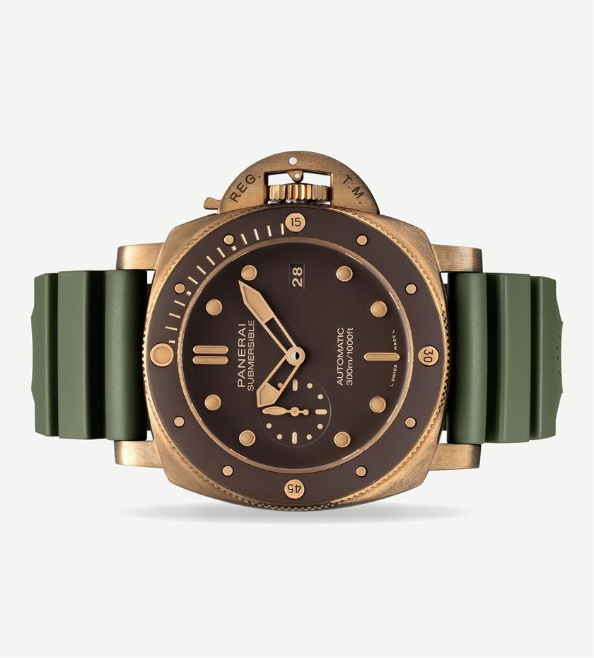 Panerai Luminor Submersible Bronzo