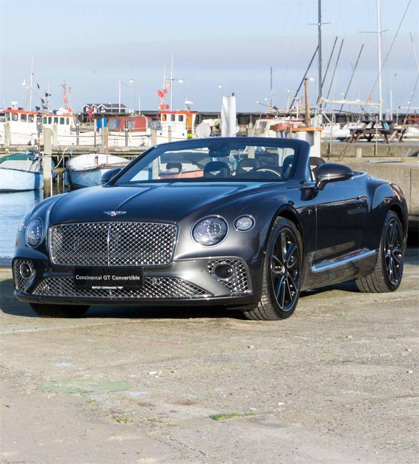 Bentley Continental Cabriolet