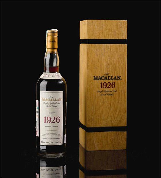 Verdens dyreste whisky