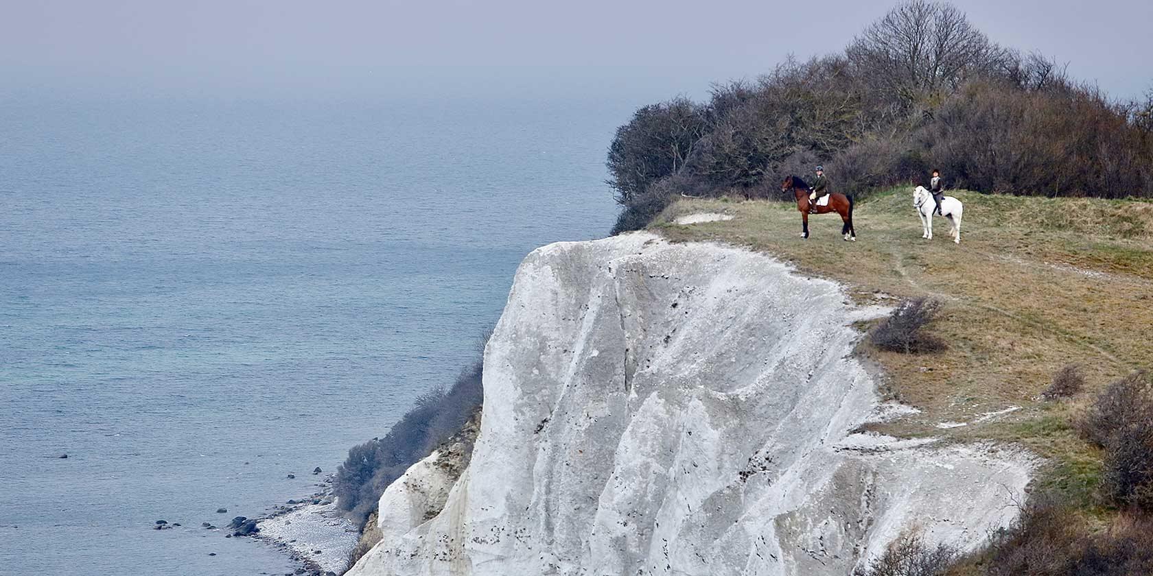 En ridetur i noget af landets smukkeste natur