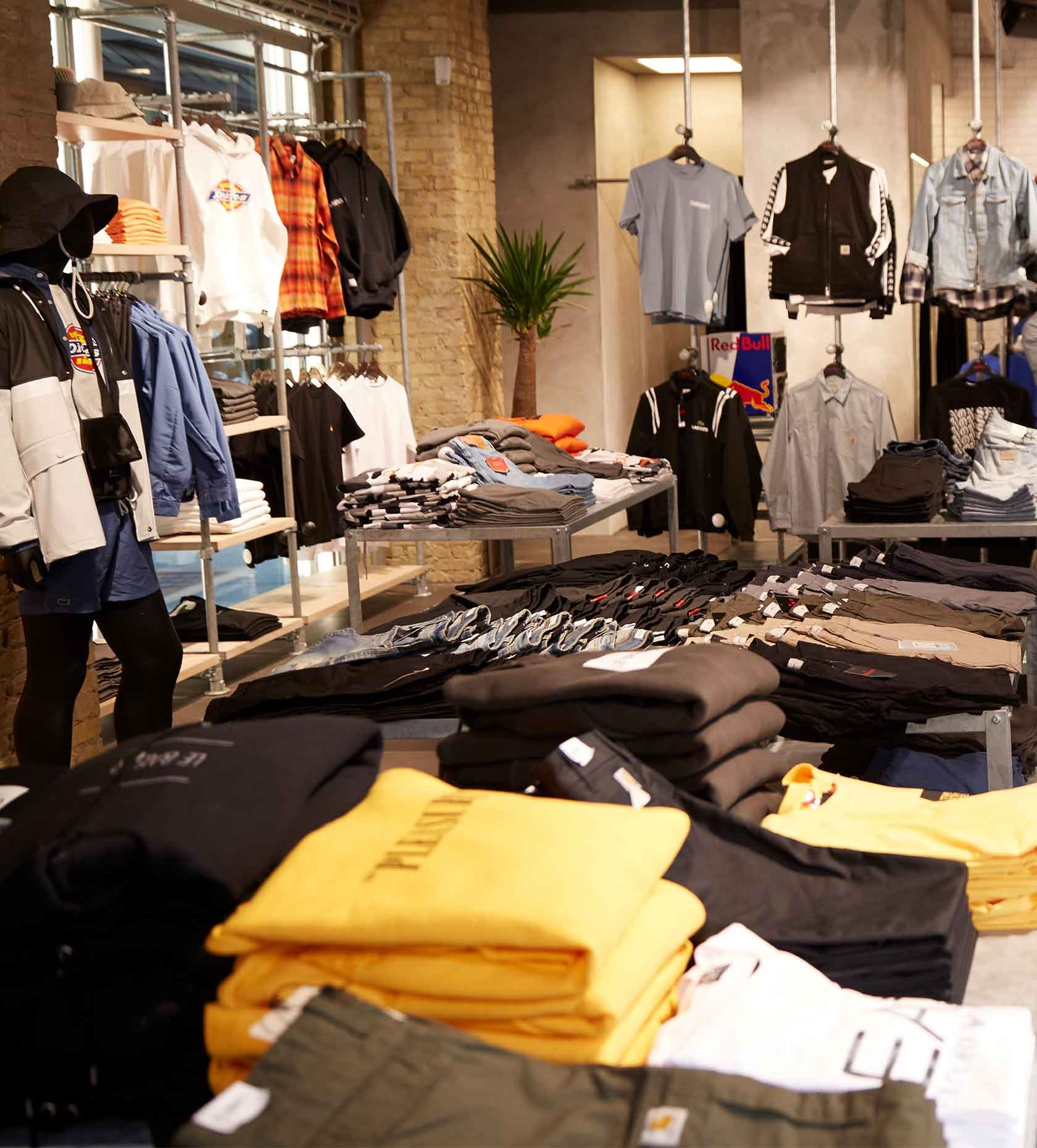 tøjforretninger i århus