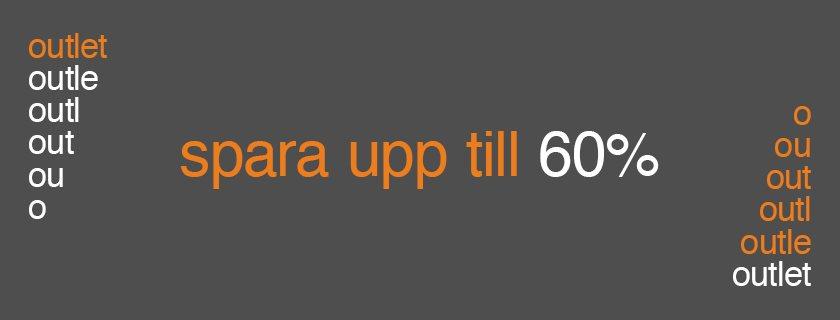 Spara upp till 60%