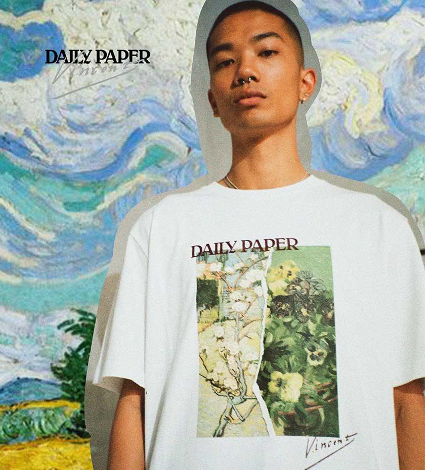 Daily Paper x Van Gogh Museum