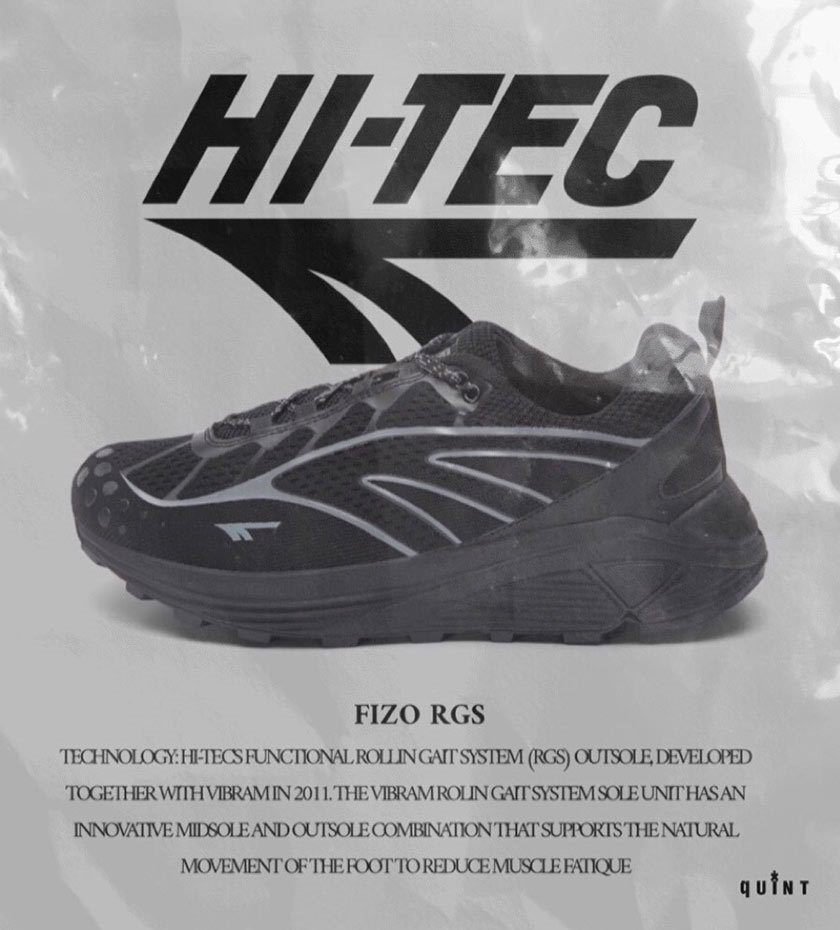 Hi-Tec Fizo RGS