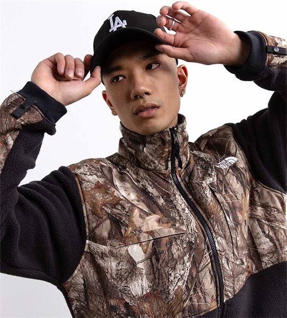 The North Face Camo