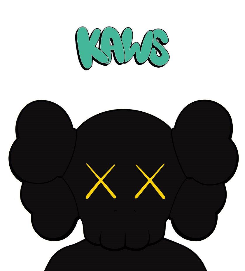 Hvem eller hvad er egentligt fænomenet KAWS?